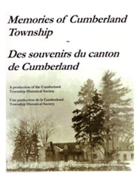Memories of Cumberland Township