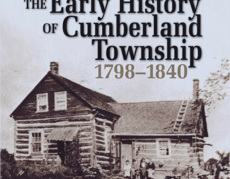 The Early History of Cumberland Township